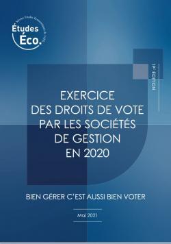 AFG étude vote gestion