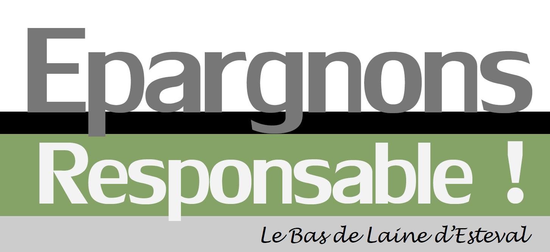 Epargnons Responsable!
